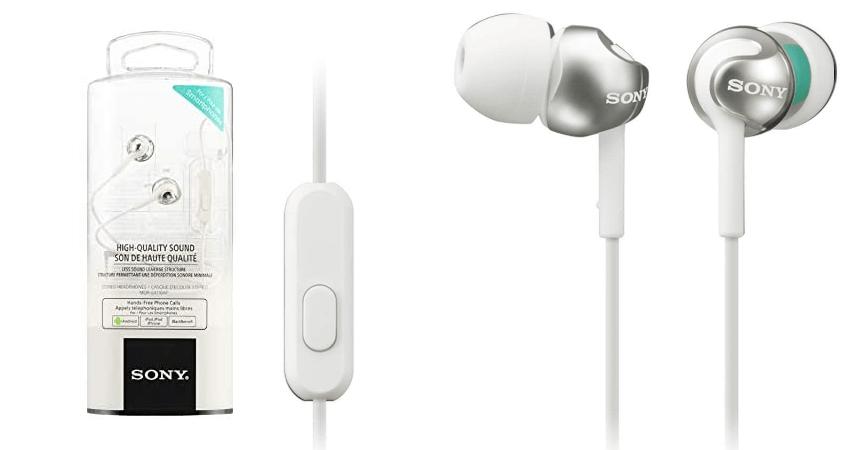 Auriculares Sony MDR-EX110AP baratos, ofertas en auriculares