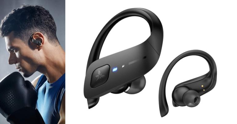 ¡TOMA CUPÓN! Auriculares Bluetooth Axloie S2 impermeables solo 14,99 euros. 50% de descuento.