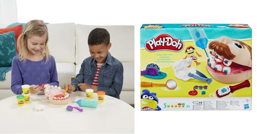 Dentista Bromista de Play Doh barato, ofertas en juguetes