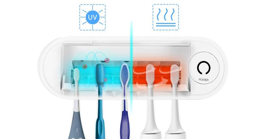 Esterilizador de cepillos dentales Meco barato, ofertas en esterilizadores de cepillos