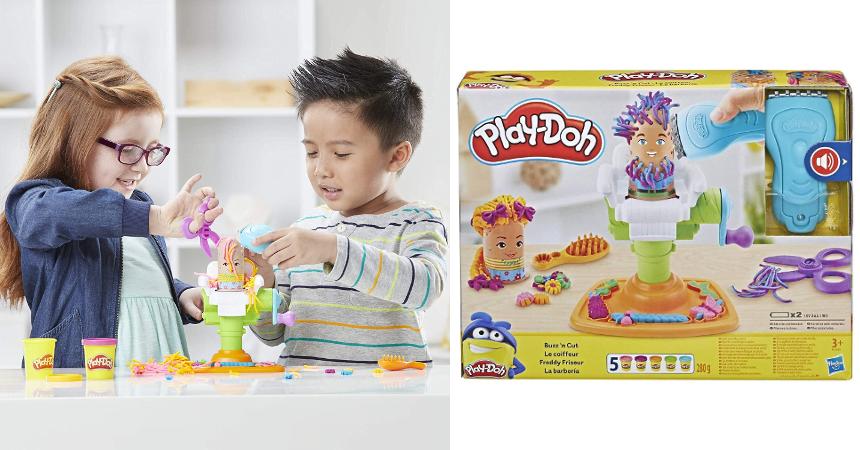La Barbería de Play Doh barata, ofertas en juguetes