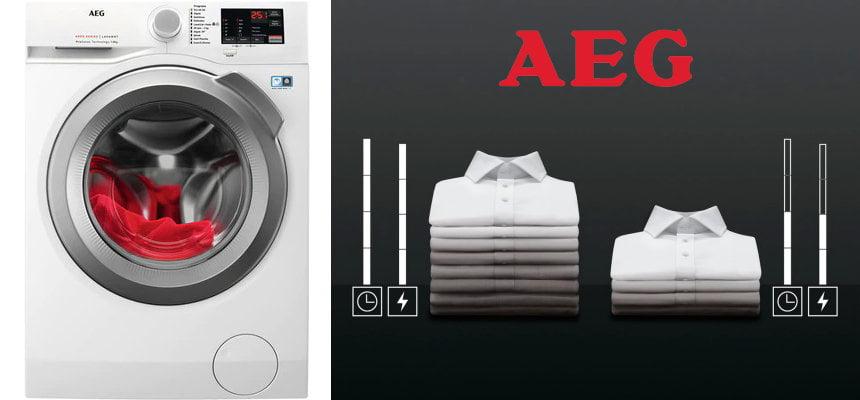Lavadora AEG L6FBI828 barata, ofertas en lavadoras