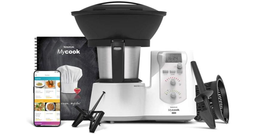 Robot de cocina Taurus Mycook One barato, ofertas en robots de cocina