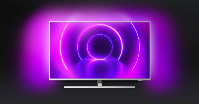 ¡TOMA CHOLLO! Televisor Philips 50PUS8555/12 UHD 4K solo 519 euros. Ahorras 230 euros.