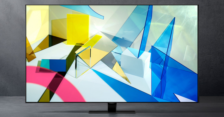 ¡TOMA CHOLLO! Televisor QLED Samsung QE75Q80T solo 1.425 euros. 50% de descuento.
