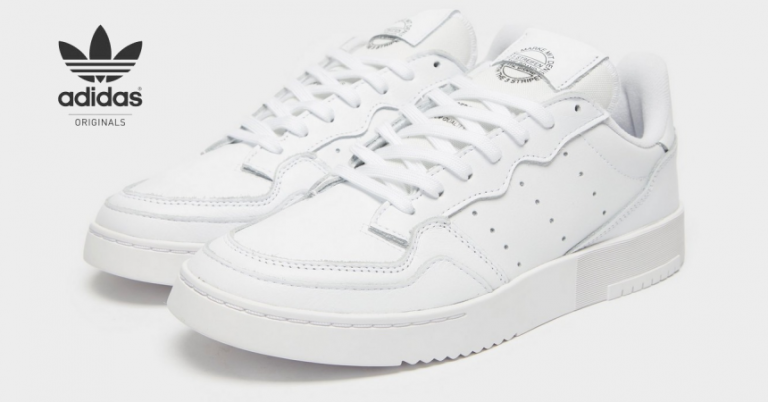 ¡TOMA CHOLLO! Zapatillas Adidas Originals Supercourt solo 40 euros. 56% de descuento.