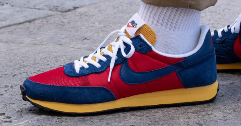 ¡TOMA CHOLLO! Zapatillas Nike Challenger OG solo 39,50 euros. 56% de descuento.