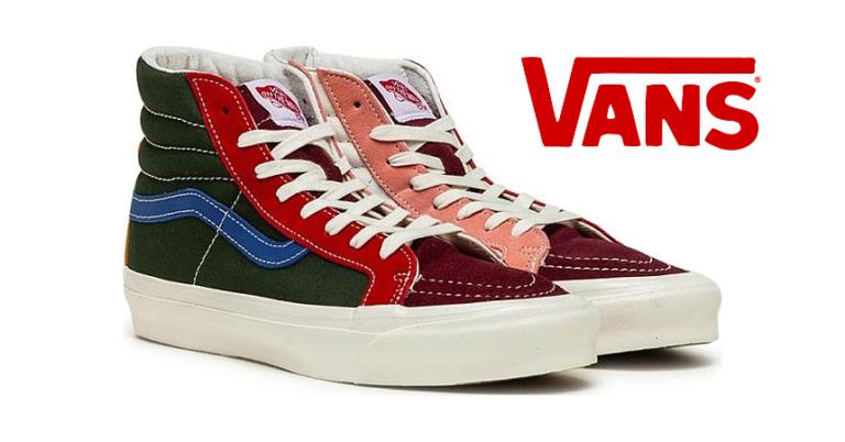 ¡TOMA CHOLLO! Zapatillas Vans UA OG SK8Hi LX solo 50 euros. 50% de descuento.