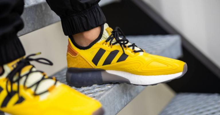¡TOMA CHOLLO! Zapatillas unisex Adidas ZX 2K Boost x Ninja solo 60 euros. 60% de descuento.