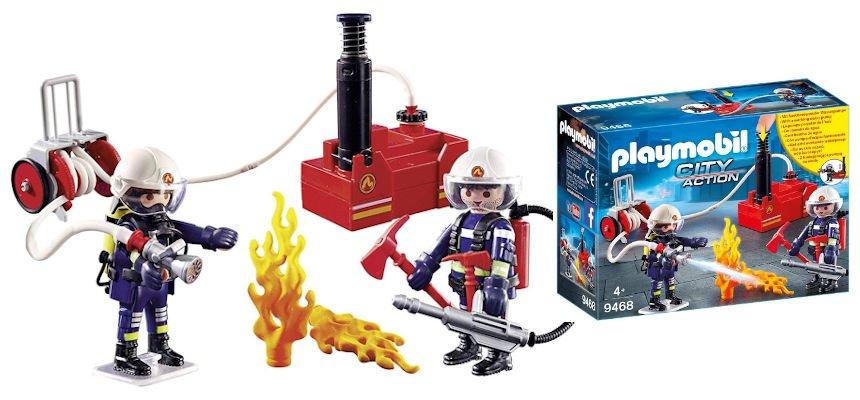 Playmobil City Action Bomberos barato, ofertas en juguetes