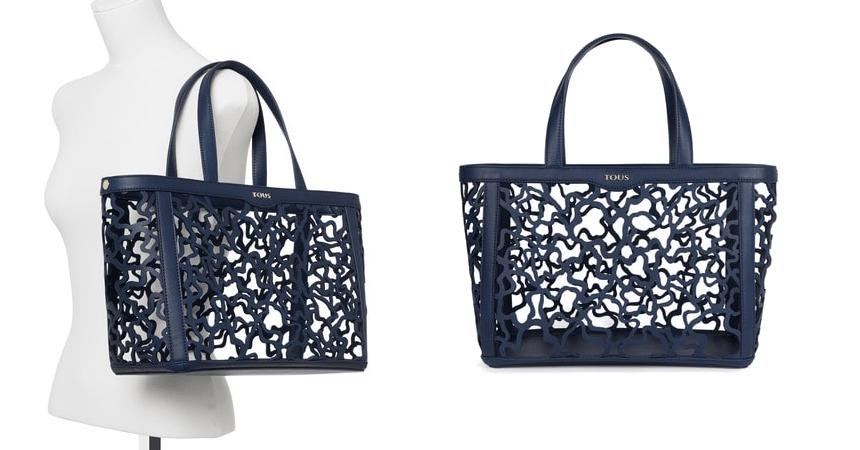 Bolso Tous Kaos Shock azul barato, ofertas en bolsos de marca