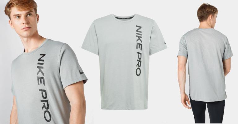 ¡TOMA CUPÓN! Camiseta Nike Pro solo 19,53 euros. 51% de descuento.