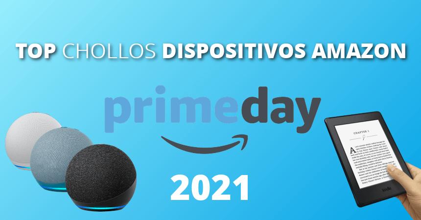 Los mejores chollos del Prime Day 2021 en dispositivos Amazon, dispositivos Amazon baratos, Kindle barato