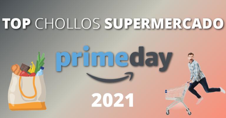 Amazon Prime Day 2021: Los 10 mejores chollos en supermercado.