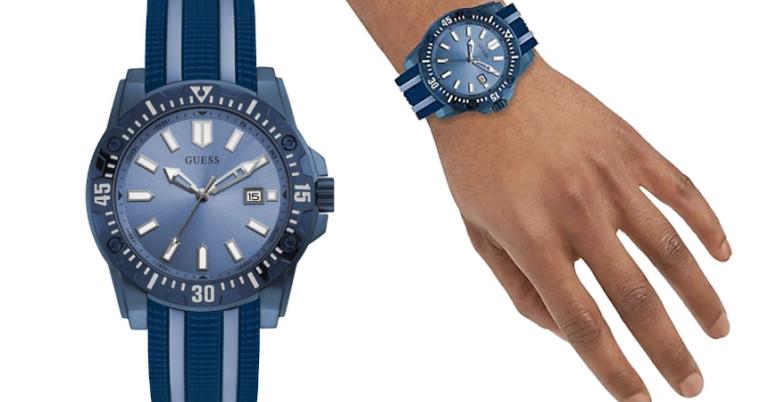 ¡TOMA CHOLLO! Reloj Guess Skipper solo 65 euros. 64% de descuento.