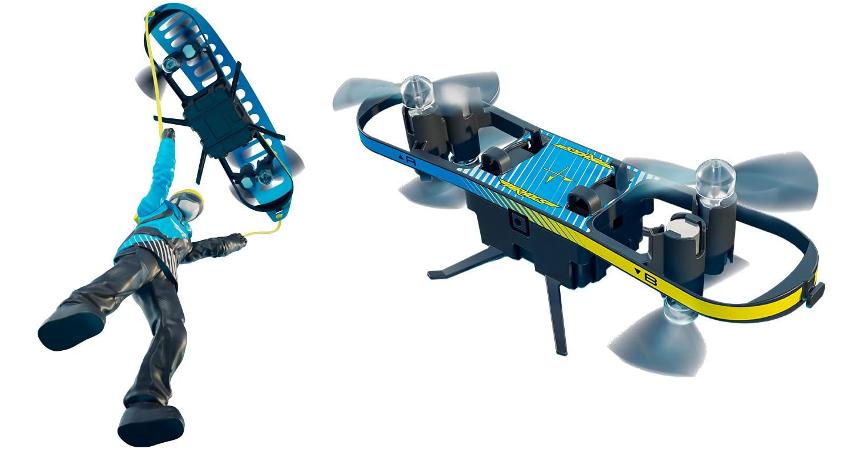 Air Hogs Extreme Air Board de Bizak barato, ofertas en juguetes