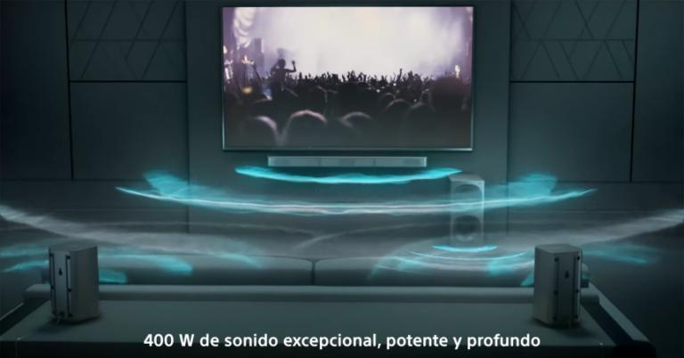 ¡TOMA CHOLLO! Barra de sonido Sony HT-S20R 5.1 solo 165,22 euros. Ahorras 84 euros.