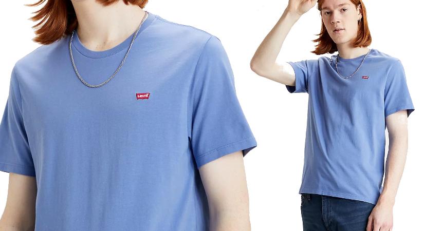 Camiseta Levi's Original Housemark barata, ofertas en ropa de marca