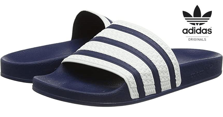 Chanclas Adidas Originals Adilette baratas, ofertas en chanclas, chanclas baratas