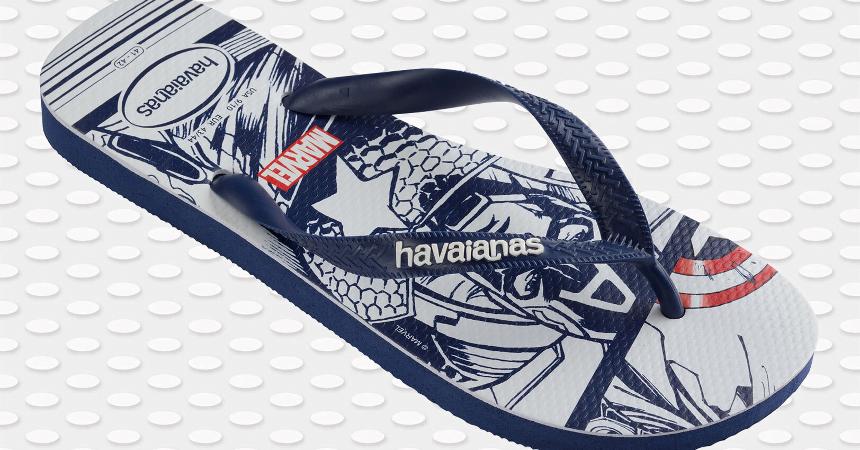Chanclas Havaianas Marvel baratas, ofertas en calzado