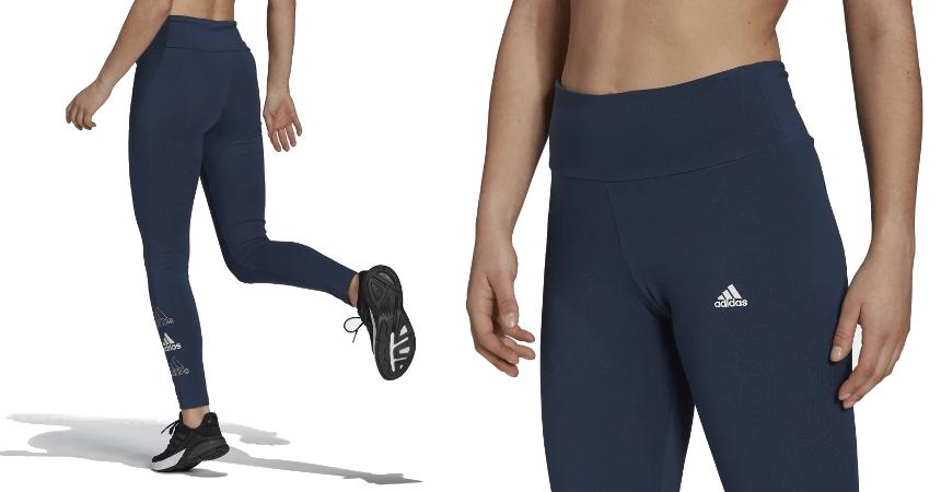 Mallas Adidas Essentials Stacked baratas, ofertas en ropa deportiva