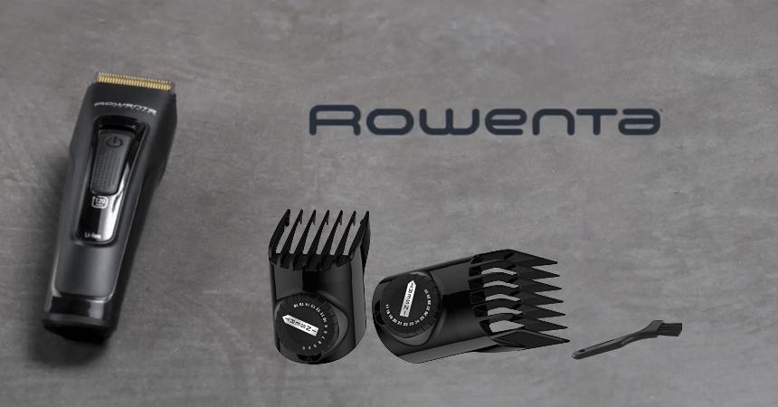 Máquina corta pelo Rowenta Advancer TN5200 barata, ofertas en máquinas corta pelo, corta pelos barata