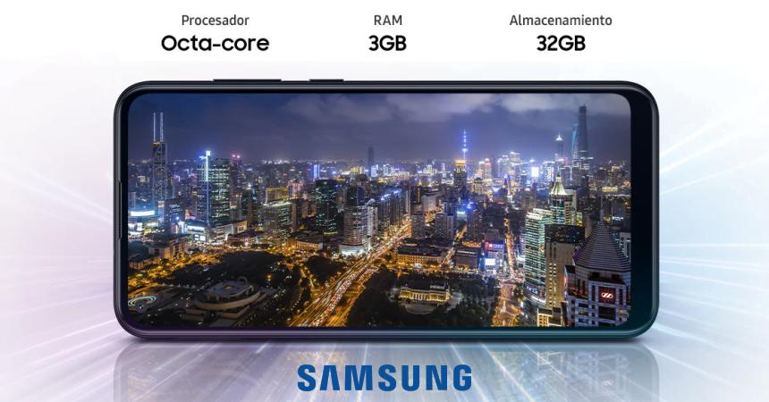 M贸vil Samsung Galaxy M11 barato, ofertas en m贸viles, m贸viles baratos