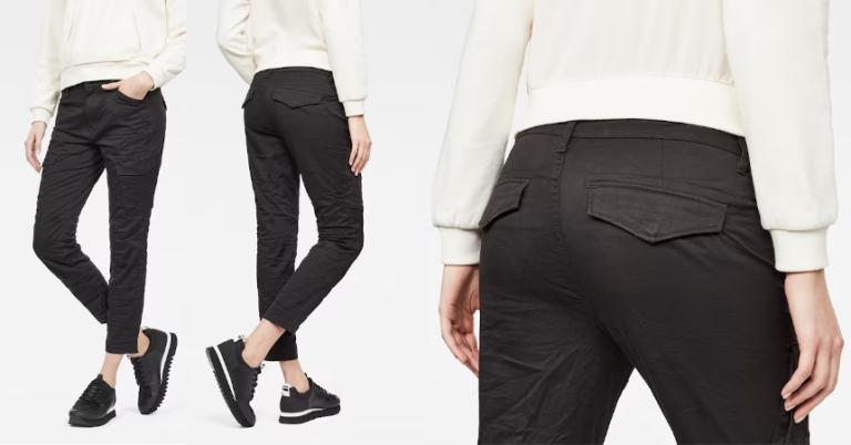 ¡TOMA CHOLLO! Pantalones G-Star Raw Rovic solo 29,95 euros. 70% de descuento.