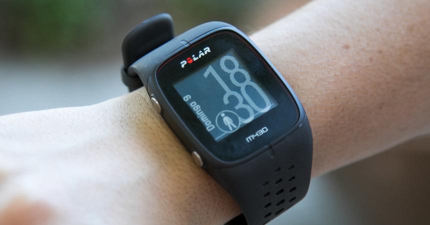 Pulsómetro Polar M430 con GPS barato, ofertase en pulsometros