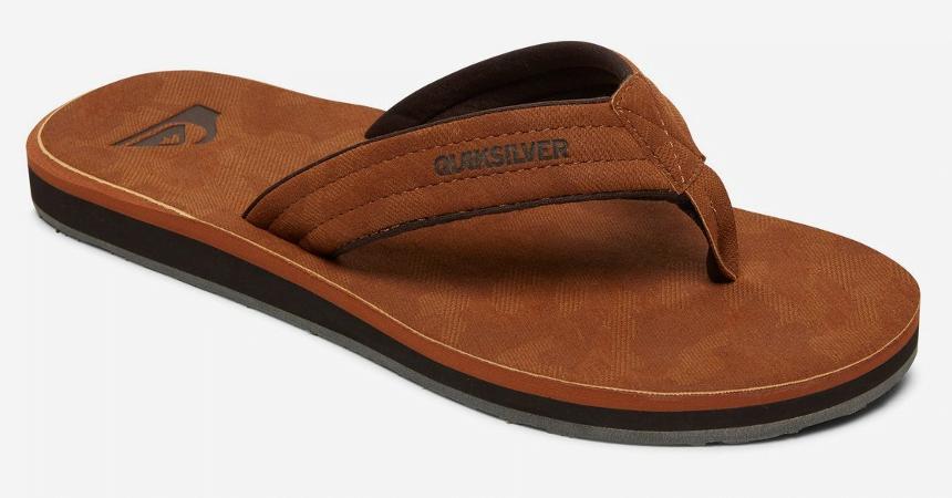 Sandalias Quiksilver Carver Nubuck baratas, ofertas en calzado