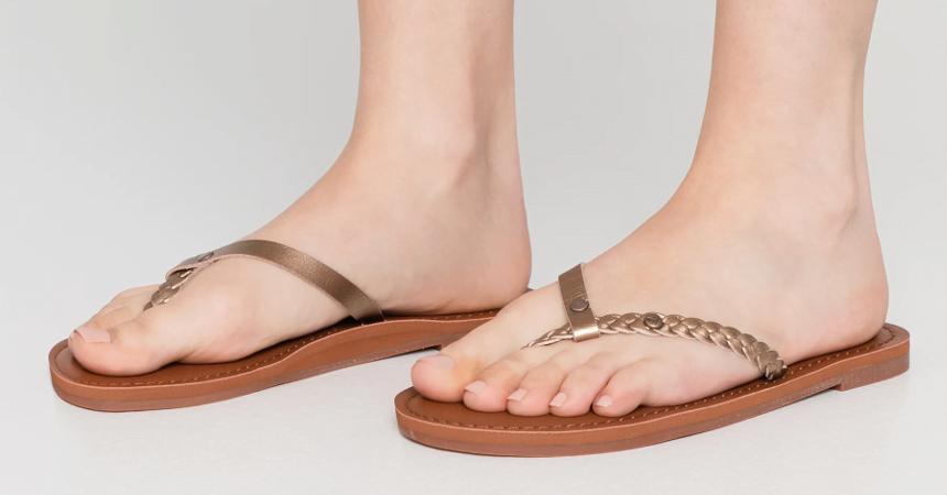 Sandalias Roxy Livia baratas, ofertas en calzado