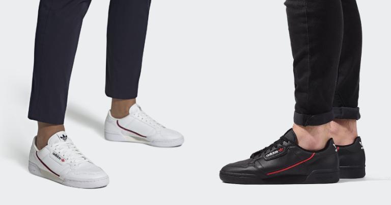 ¡TOMA CHOLLO! Zapatillas Adidas Continental 80 solo 39,95 euros. 60% de descuento. 2 colores.