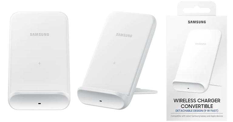 ¡TOMA CHOLLO! Cargador inalámbrico Samsung Stand solo 14,95 euros. 75% de descuento. Mínimo histórico.