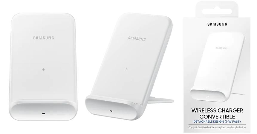 Cargador inalámbrico Samsung Stand barato, ofertas en cargadores