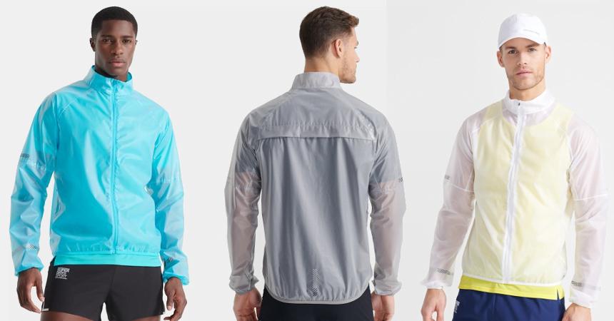 Chaqueta deportiva Superdry Run barata, ofertas en ropa de marca