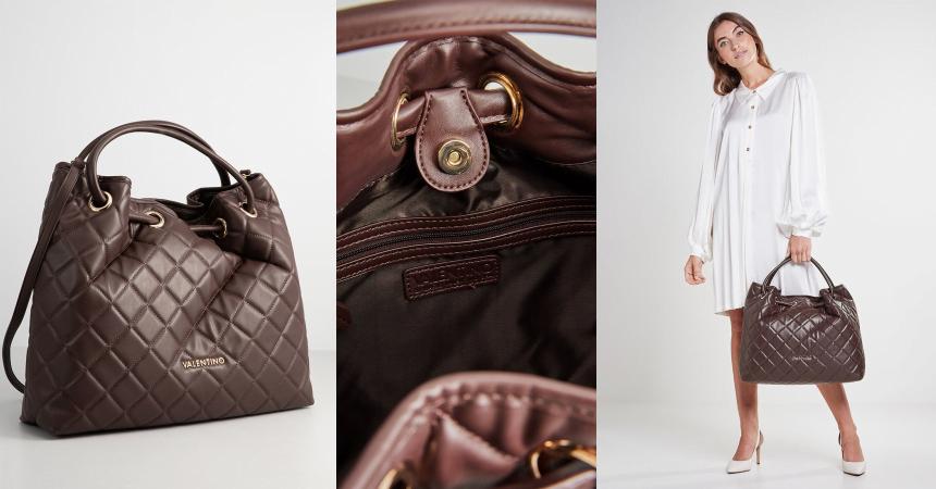 Bolso shopper Valentino barato, ofertas en bolsos de marca, bolsos de marca baratos
