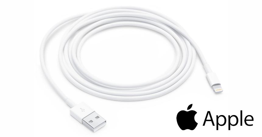 Cable original Apple Lightning barato, ofertas en cables Lightning, cables Lightning baratos