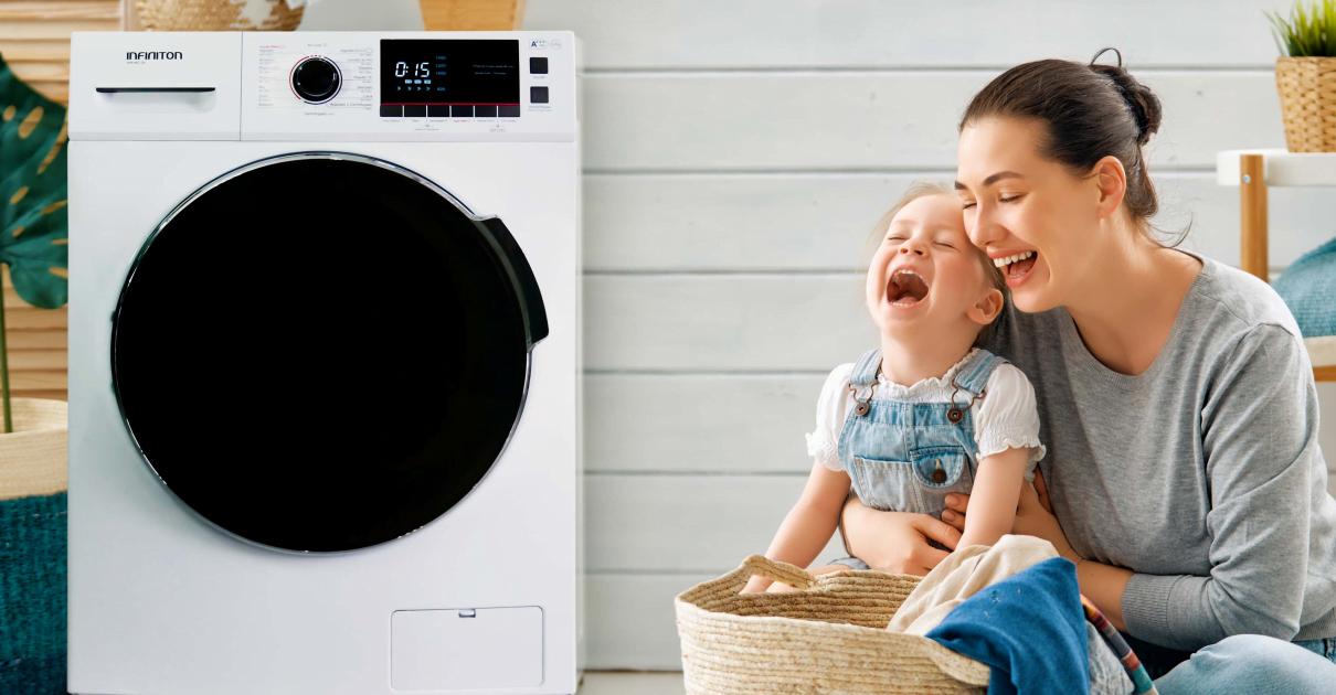 Comprar chollo lavadora Infinition WM-MC12N barata, ofertas en lavadoras, lavadoras de carga frontal baratas