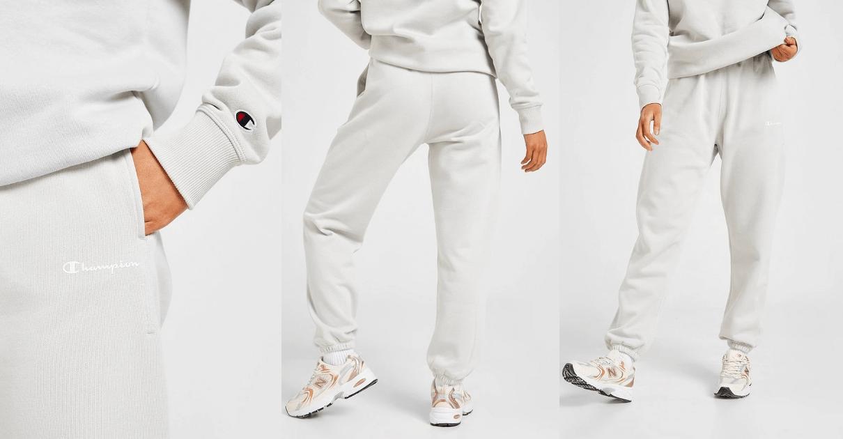 Pantalón de chándal Champion Core Logo barato, ropa de marca barata