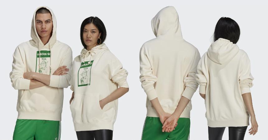 Sudadera Adidas Yoda barata, ofertas en ropa de marca