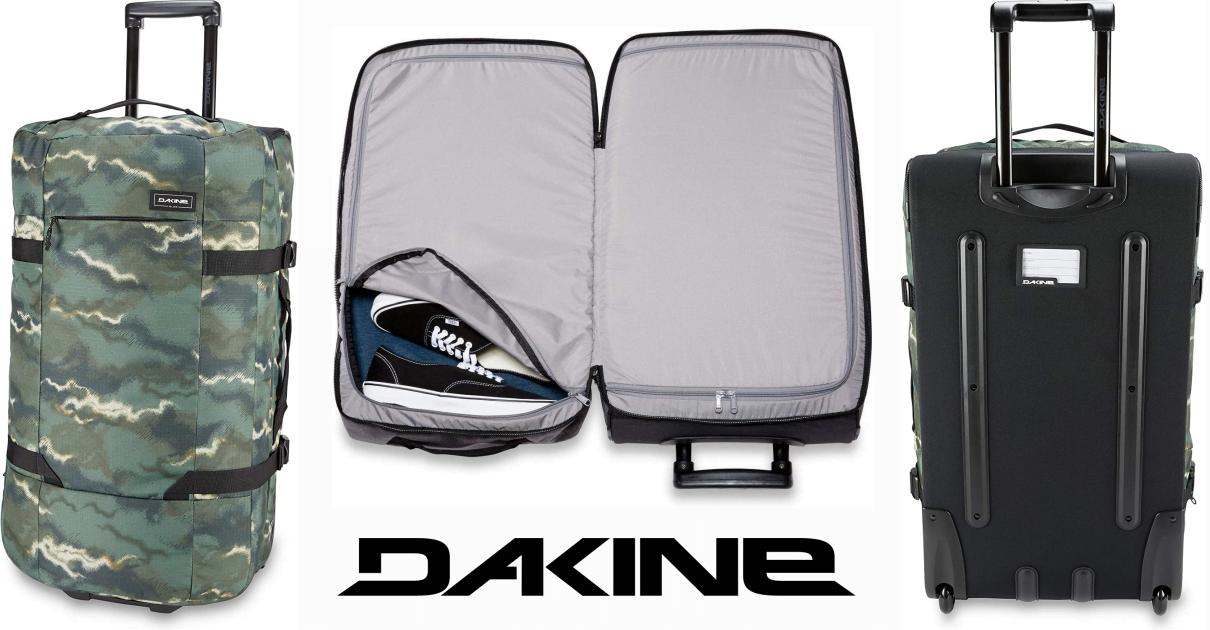 Comprar maleta con ruedas Dakine Split Roller 100L barata, ofertas en maletas, maletas baratas