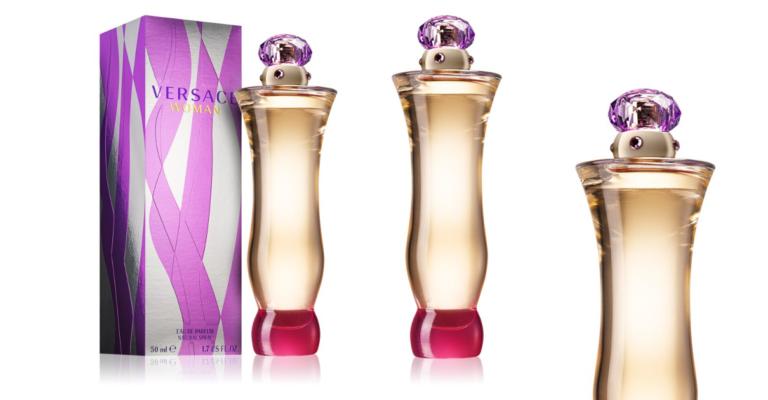 ¡TOMA CHOLLO! Perfume Versace Woman solo 15,05 euros. 50% de descuento.