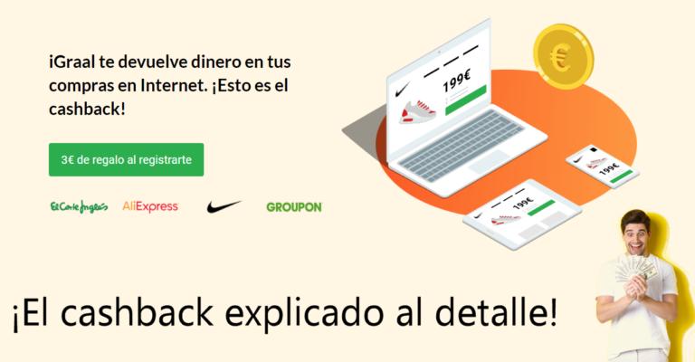 ¿Qué es el cashback y cómo puedes obtener un reembolso en tus compras online?