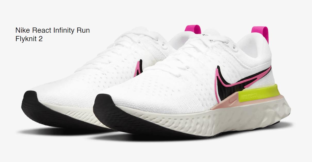 Zapatillas de running Nike React Infinity Run Flyknit 2 baratas, ofertas en zapatillas de running, zapatillas de running baratas